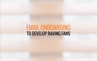 On-Boarding From Lead Magnet To Raving Fans