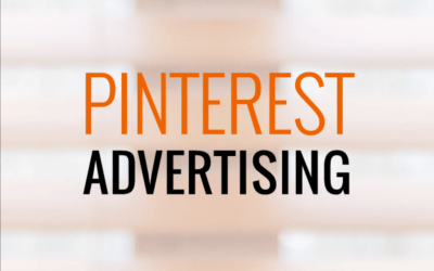 Getting Started with Pinterest Ads
