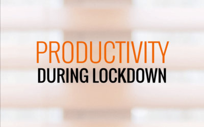Productivity Hacks During Business Interruption
