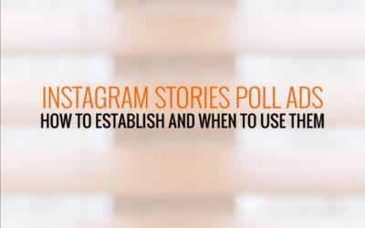 Instagram Stories Polls Ads